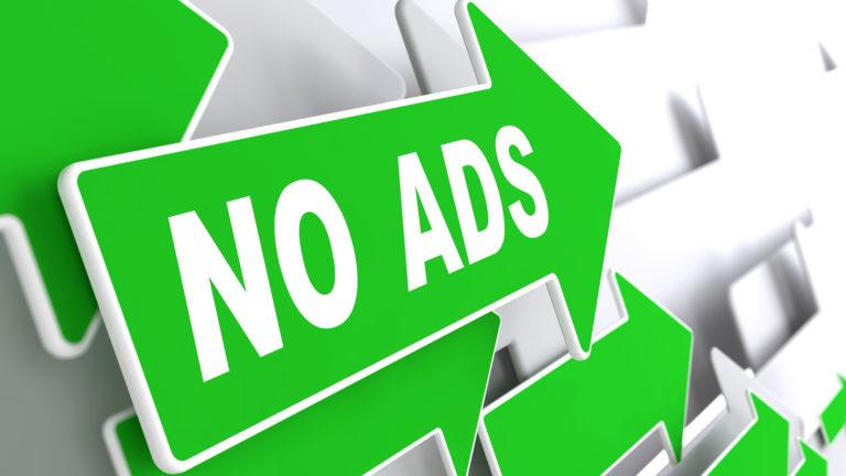 Reklamefrit internet